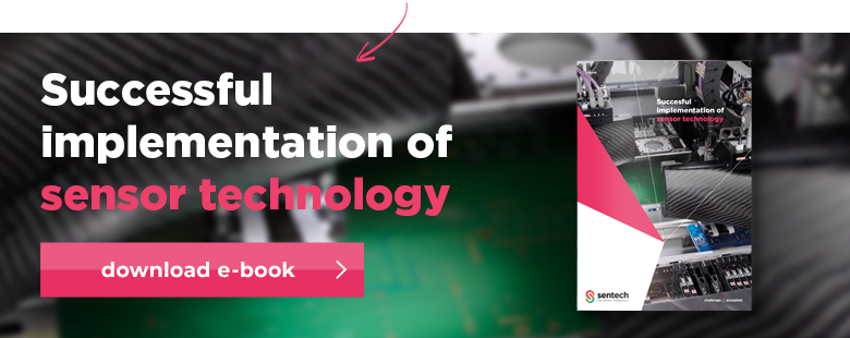Download e-book 'Successful implementation of sensor technology'