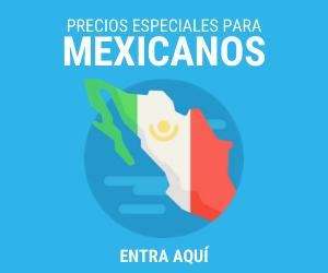 ¡Promociones y beneficios por ser Mexicano!