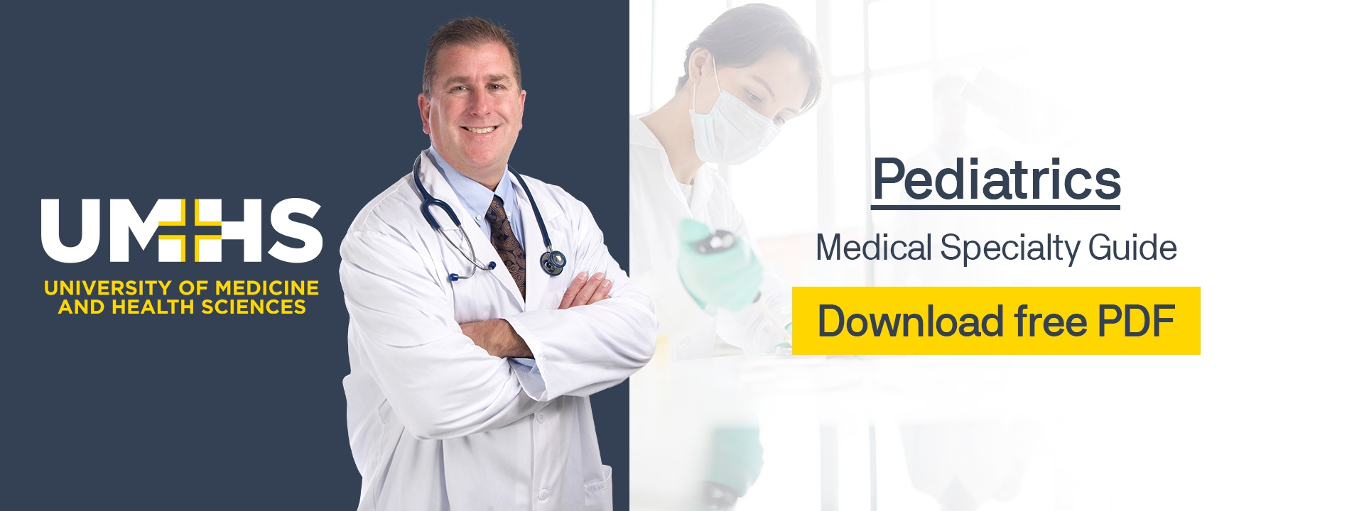 Pediatrics Medical Specialty Guide