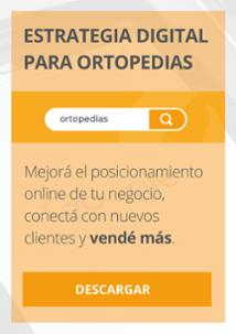 posicionamiento online ortopedias