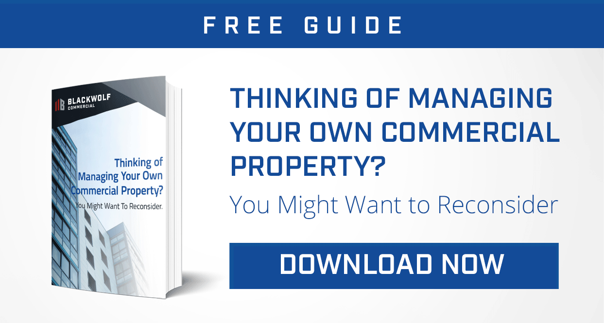 Free Guide - Thinking of managing your own commercial property? - Download Now