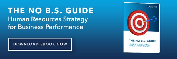 The No B.S. Guide to Human Resources Strategy for Business Performance