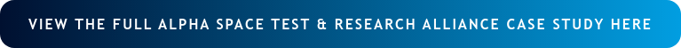 View the Full Alpha Space test & research alliance case study Here