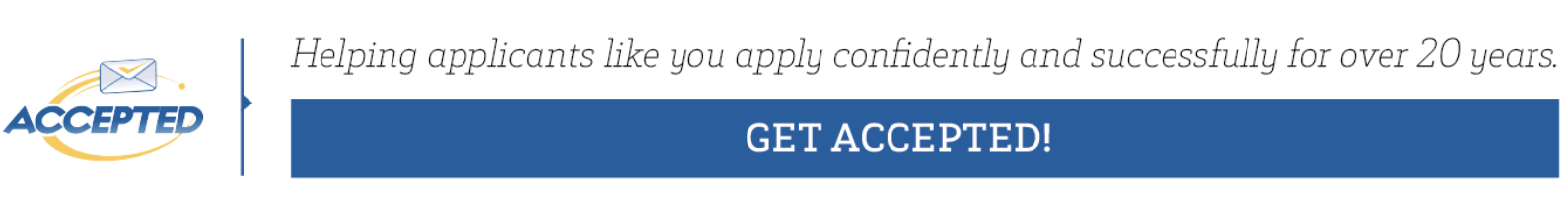 Accepted | Helping applicants like you apply confidently and successfully for over 20 years. <>&#8220;/> <a onclick=