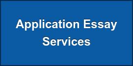 Application Essay  Services