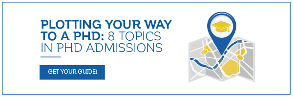Plott Your Way to a PhD: 6 Topics in PhD Admissions  - Download your guide today!