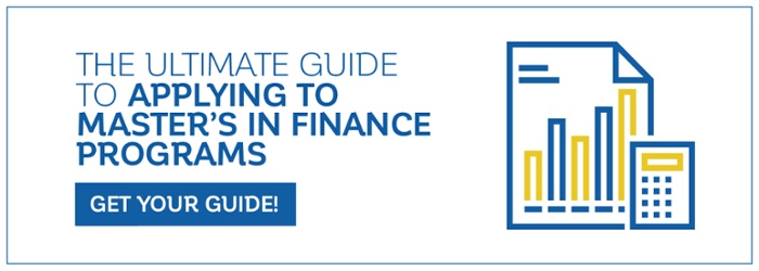 Download your free guide: The Ultimate Guide to Applying to Masters in Finance Programs