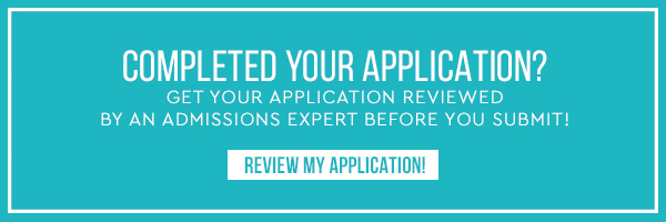 Give your application a final check