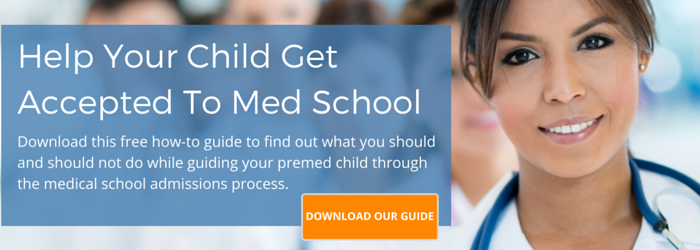 Click here to download the Parents of Pre-Meds: How To Help Guide