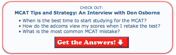 The Podcast that can clarify all things MCAT, listen now!