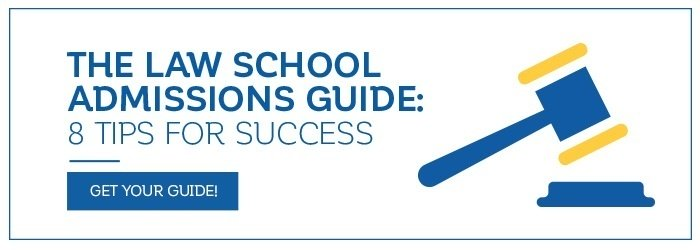 The Law School Admissions Guide: 8 Tips for Success - Download a copy today!