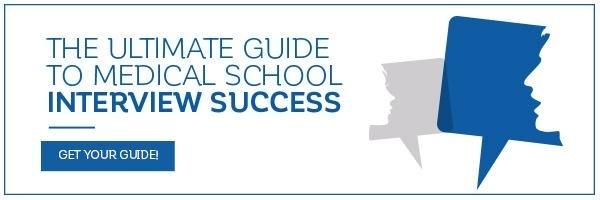 The ultimate guide to medical school interview success! Download your copy today!