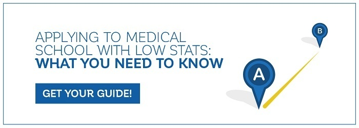 Get Accepted to Med School with Low Stats!  Download your guide today!