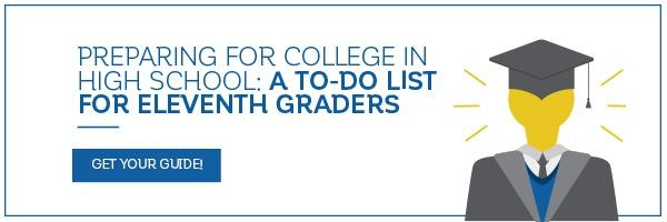 The Guide to Preparing for College in High School - free guide
