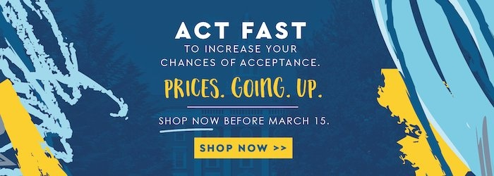 Shop now to beat the price increase on all services starting March 15th!