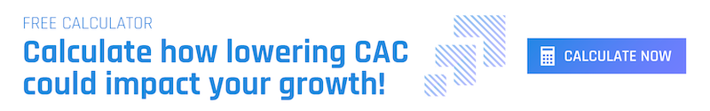 CAC Impact on ARR Growth - Calculator