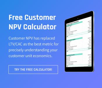 Customer NPV Calculator