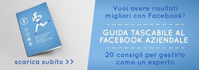 Guida gratuita Facebook aziendale