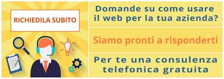 Consulenza web marketing gratuita