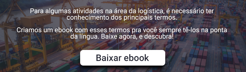 CTA Glossário logístico