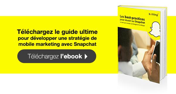 Téléchargez votre guide ultime pour communiquer sur Snapchat