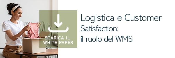Logistica e customer satisfaction