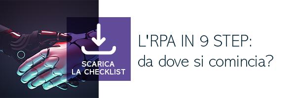 L'RPA in 9 step