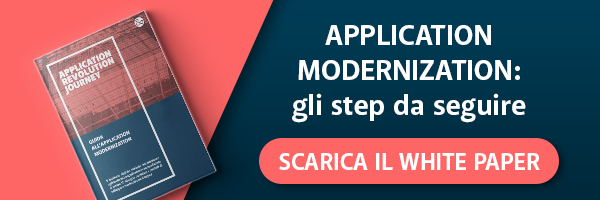 Beta80 - White Paper - Application revolution journey - Guida all'application modernization