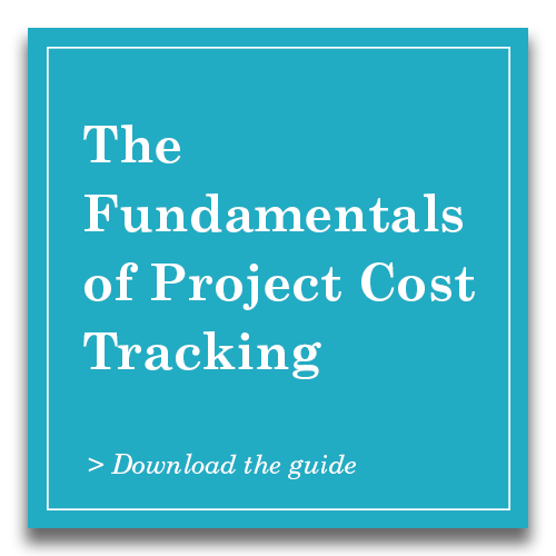 Fundamentals of Cost Tracking