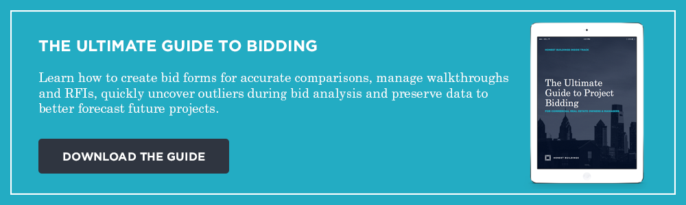 Download the Ultimate Guide to Project Bidding