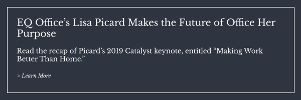 Lisa Picard's 2019 Catalyst Keynote Recap and Video