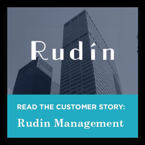 Rudin Customer Story
