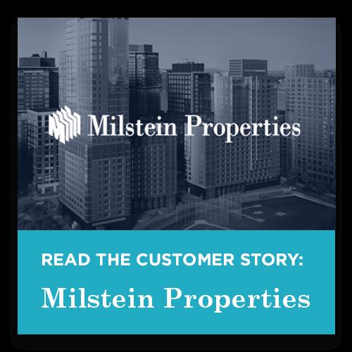 Milstein Customer Story