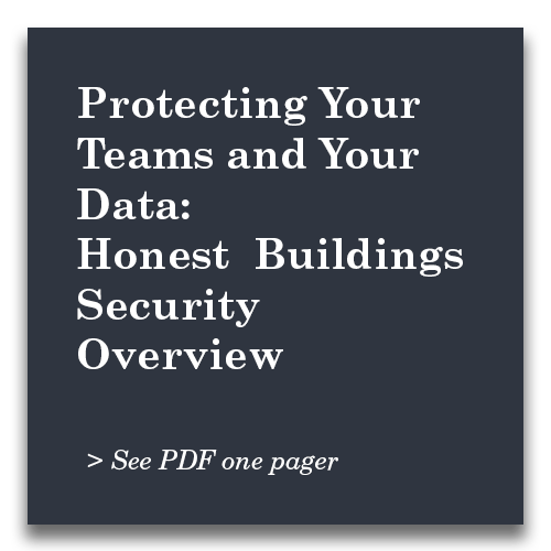 Honest Buildings Security Overview