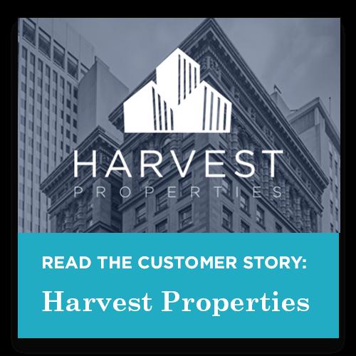 Harvest Properties Customer Story