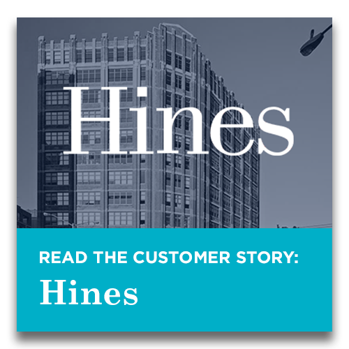 Hines Customer Story