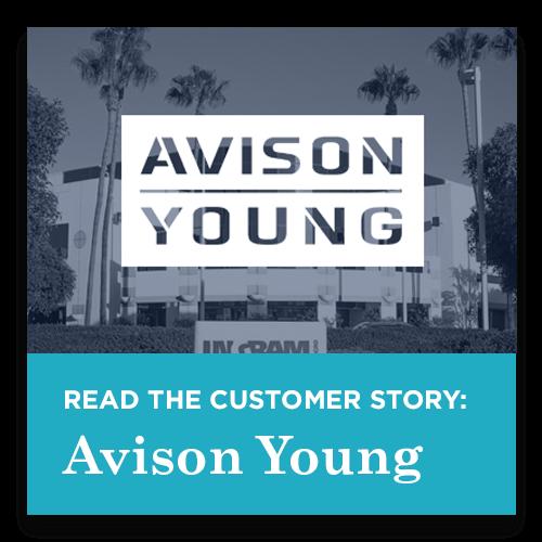 Avison Young Customer Story
