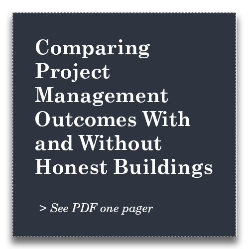 Comparing project management outcomes