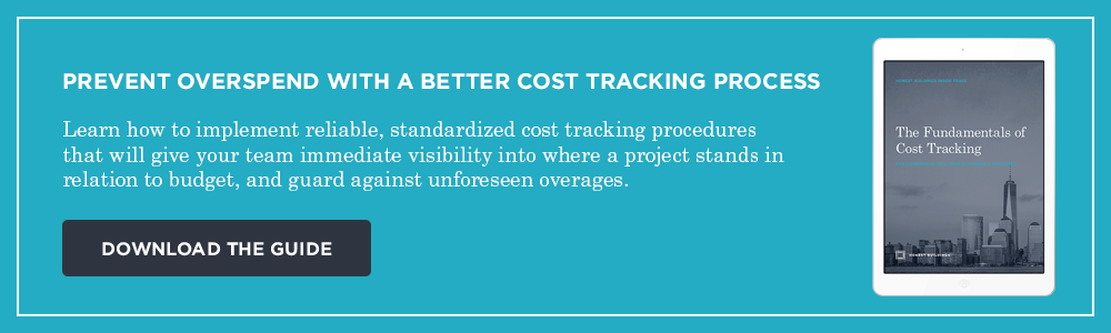 Download The Fundamentals of Cost Tracking [GUIDE]