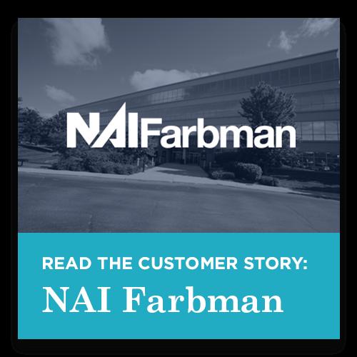 NAI Farbman Customer Story