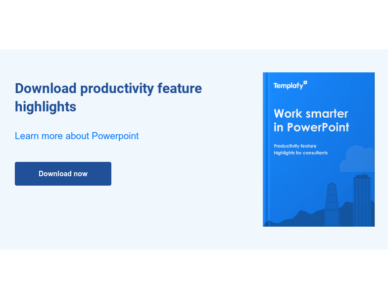 Download productivity feature highlights  Learn more about Powerpoint Download now
