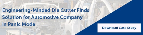 Engineering-minded Die Cutter Finds Solution