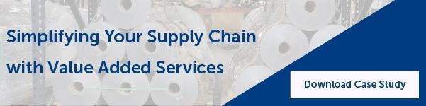 Simplify Your Supply Chain with Value Added Services
