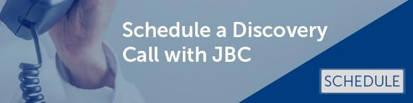 Schedule a Discovery Call with JBC