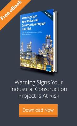 Warning signs your industrial construction project is at risk