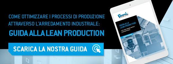 Come ottimizzare i processi di produzione attraverso la Lean Production: Scarica la nostra guida