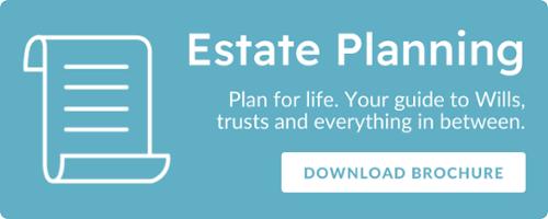 Download estate planning brochure