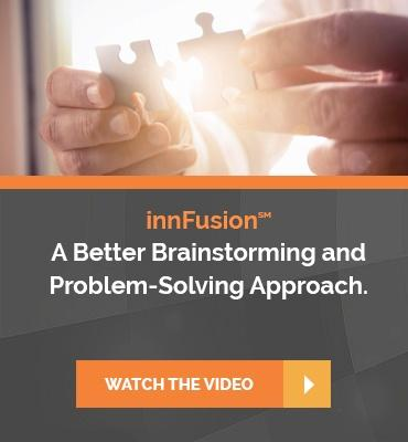 innFusion a better brainstorming and problem solving approach