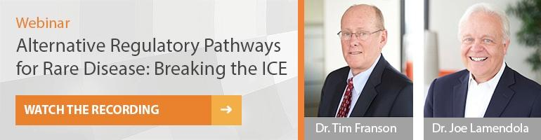 watch the recording - alternative regulatory pathways - franson and lamendola