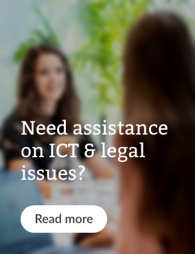 Legal advice from Legal ICT